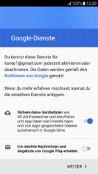 Samsung Galaxy A3 (2017) - Apps - Konto anlegen und einrichten - 17 / 22