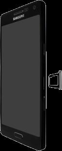 Samsung Galaxy A3 - SIM-Karte - Einlegen - 4 / 10