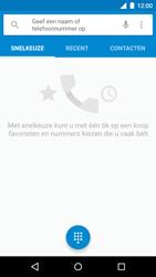 Motorola Moto G 3rd Gen. (2015) - Voicemail - Handmatig instellen - Stap 4