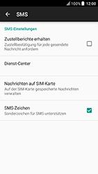 HTC U Play - SMS - Manuelle Konfiguration - Schritt 10