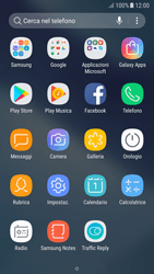 Samsung Galaxy A5 (2017) - Android Nougat - Dispositivo - Ripristino delle impostazioni originali - Fase 4