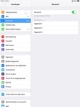 Apple ipad-air-10-5-inch-2019-model-a2123 - Bluetooth - Aanzetten - Stap 4
