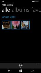 Microsoft Lumia 535 - MMS - Afbeeldingen verzenden - Stap 9