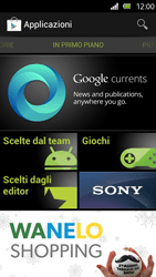 Sony Xperia U - Applicazioni - Installazione delle applicazioni - Fase 16