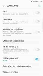 Samsung Galaxy S7 Edge - Android N - Bluetooth - Jumelage d