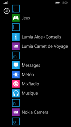 Nokia Lumia 830 - MMS - envoi d'images - Étape 2