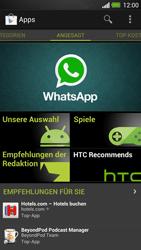 HTC One - Apps - Einrichten des App Stores - Schritt 16