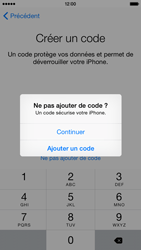 Apple iPhone 6 iOS 8 - Premiers pas - Créer un compte - Étape 38