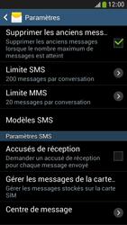 Samsung I9195 Galaxy S IV Mini LTE - SMS - configuration manuelle - Étape 8