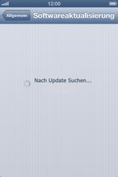 Apple iPhone 4 - Software - Installieren von Software-Updates - Schritt 7