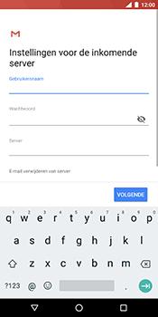 Nokia 7 Plus - E-mail - handmatig instellen - Stap 13