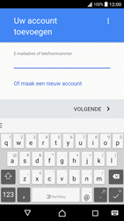Sony Xperia XA - Android Nougat - E-mail - e-mail instellen (gmail) - Stap 10