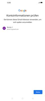 Oppo Find X2 - Apps - Einrichten des App Stores - Schritt 15