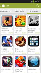 Samsung Galaxy S 4 Active - Applicazioni - Installazione delle applicazioni - Fase 12