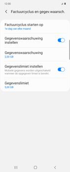 Samsung Galaxy Z Flip - internet - mobiele data managen - stap 13