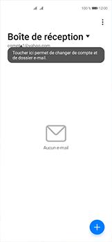 Huawei P40 - E-mails - Ajouter ou modifier votre compte Yahoo - Étape 8