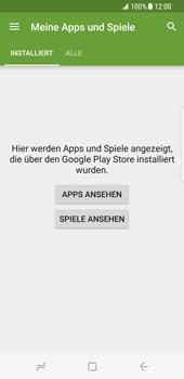 Samsung Galaxy S8 - Apps - Nach App-Updates suchen - Schritt 6