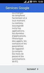Alcatel U3 - E-mails - Ajouter ou modifier votre compte Gmail - Étape 13
