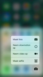 Apple iPhone 6s iOS 10 - iOS features - Bedieningspaneel - Stap 8