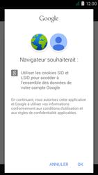 Acer Liquid Z410 - Internet - Navigation sur Internet - Étape 3