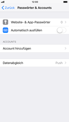 Apple iPhone 6s - iOS 12 - E-Mail - Konto einrichten (outlook) - Schritt 4