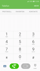 Samsung G930 Galaxy S7 - Anrufe - Anrufe blockieren - Schritt 4