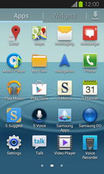 Samsung I8730 Galaxy Express - SMS - Manual configuration - Step 3
