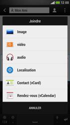 HTC Desire 601 - MMS - envoi d'images - Étape 13