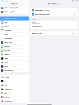 Apple iPad Pro 12.9 (1st gen) - ipados 13 - E-mail - 032c. Email wizard - Outlook - Fase 9