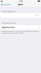 Apple iPhone 7 - iOS 12 - E-mail - configurazione manuale - Fase 20