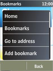 Nokia X3-02 - Internet - Internet browsing - Step 17