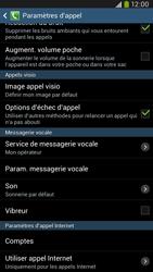 Samsung I9205 Galaxy Mega 6-3 LTE - Messagerie vocale - Configuration manuelle - Étape 6