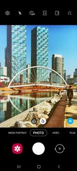 Samsung Galaxy A71 - Photos, vidéos, musique - Prendre une photo - Étape 9