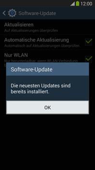 Samsung Galaxy Note III LTE - Software - Installieren von Software-Updates - Schritt 11