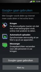 HTC One - Applicaties - Account instellen - Stap 17