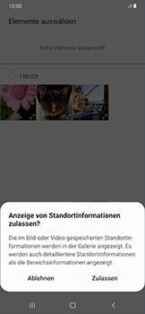 Samsung Galaxy A50 - MMS - Erstellen und senden - Schritt 19