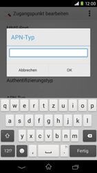 Sony Xperia M2 - Internet - Apn-Einstellungen - 13 / 19