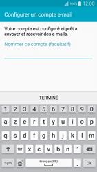 Samsung A500FU Galaxy A5 - E-mail - Configuration manuelle (outlook) - Étape 10
