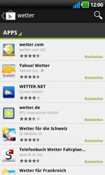 LG Optimus Black - Apps - Herunterladen - 12 / 22