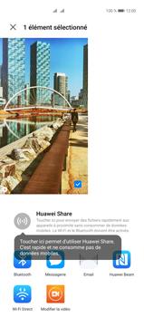 Huawei P40 Pro - Photos, vidéos, musique - Créer une vidéo - Étape 18