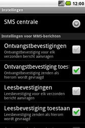 LG GW620 - SMS - handmatig instellen - Stap 6