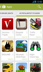 Huawei Ascend Y300 - apps - app store gebruiken - stap 13
