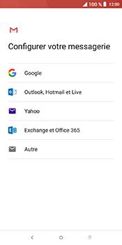 Alcatel 3L - E-mails - Ajouter ou modifier votre compte Yahoo - Étape 7