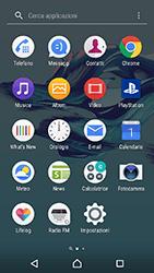 Sony Xperia X Compact - Internet e roaming dati - Disattivazione del roaming dati - Fase 3
