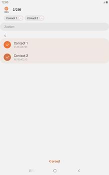 Samsung galaxy-tab-a-8-0-lte-2019-sm-t295 - Contacten en data - Contacten kopiëren van toestel naar SIM - Stap 10