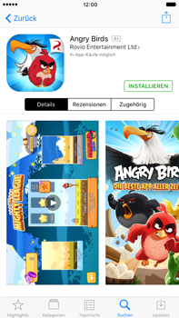 Apple iPhone 6s Plus - Apps - Herunterladen - 15 / 19