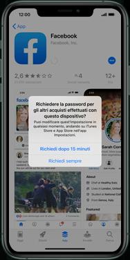 Apple iPhone SE - iOS 13 - Applicazioni - Configurazione del negozio applicazioni - Fase 26