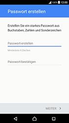 Sony Xperia X Performance - Apps - Konto anlegen und einrichten - 12 / 22