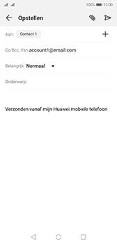 Huawei p20-dual-sim-model-eml-l29-android-pie - E-mail - Bericht met attachment versturen - Stap 7
