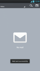 LG P880 Optimus 4X HD - E-mail - Sending emails - Step 17